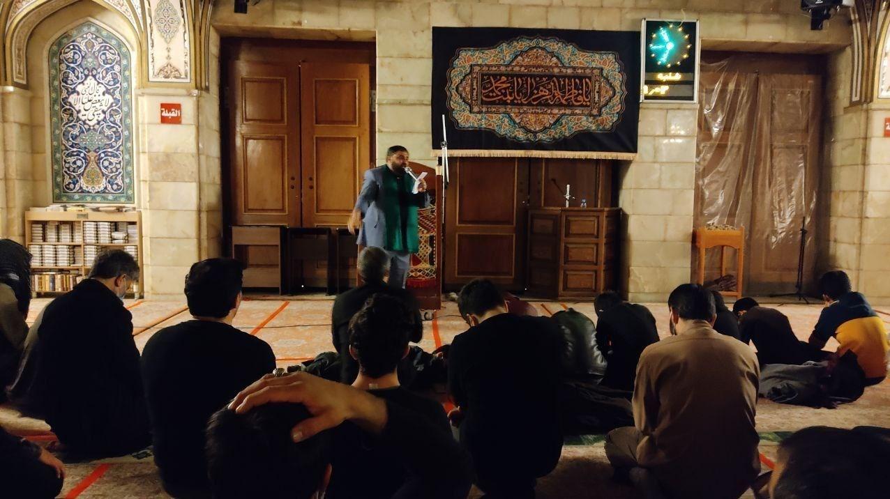 لشکر فاطمیون , جبهه مقاومت اسلامی , مدافعان حرم , فاطمیه ایام فاطمیه , فیلم , عکس ,