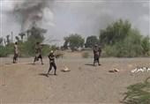 یمن|دفع حمله متجاوزان در «الحدیده»/تداوم خشم مردمی به تصمیم آمریکا علیه انصارالله