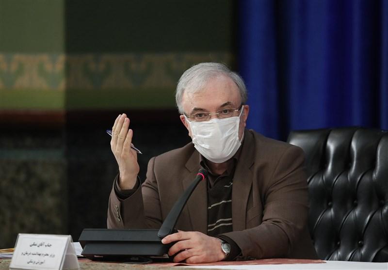 وزیر بهداشت: در مهار کرونا حماسه آفریدیم/ تختهای بیمارستانی افزایش مییابد