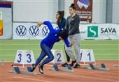 دعوت از سریعترین بانوی دوومیدانی به مسابقات آزاد فرانسه