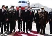 وزیر دفاع ترکیه در راس هیئتی وارد عراق شد