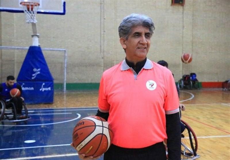 آقاکوچکی: در گروه سختی قرار گرفتهایم، اما هرگز ناامید نمیشویم/ میخواهیم ارزشهای بسکتبال با ویلچر ایران را نشان بدهیم