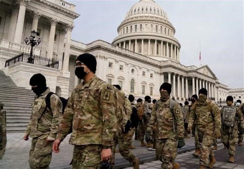 وقتی سربازان مستقر در واشنگتن بیش از سربازان آمریکایی حاضر در عراق و افغانستان میشود,