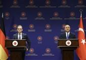 چاووش اوغلو: از ترس تحریم با یونان مذاکرات را آغاز نکردیم/هایکو ماس: مسائلی بین ترکیه و اتحادیه است اما غیر قابل حل نیست
