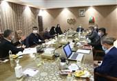 تجلیل از سپیده توکلی در جلسه هیئت اجرایی کمیته ملی المپیک
