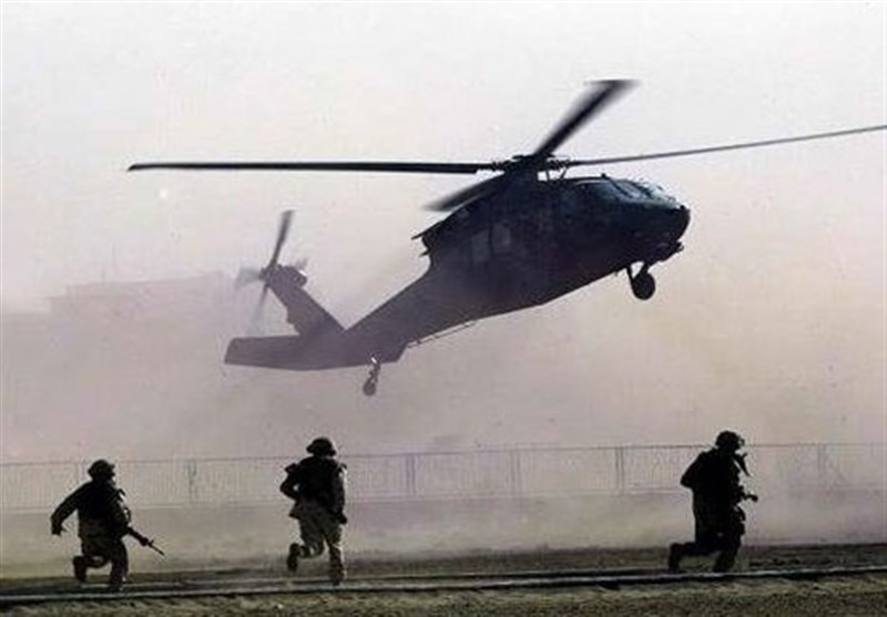نظامیان آمریکایی 70 تروریست داعشی را از زندانهای الحسکه فراری دادند