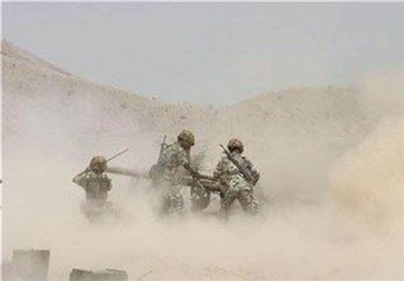 القوات البریة فی الجیش الإیرانی تبدأ مناورات قرب سواحل مکران