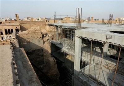 ساخت و سازهای غیرمجاز در بهارستان از کنترل خارج است