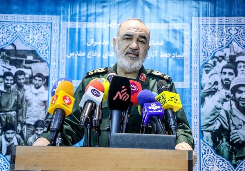 IRGC Chief Warns Enemies against Miscalculation