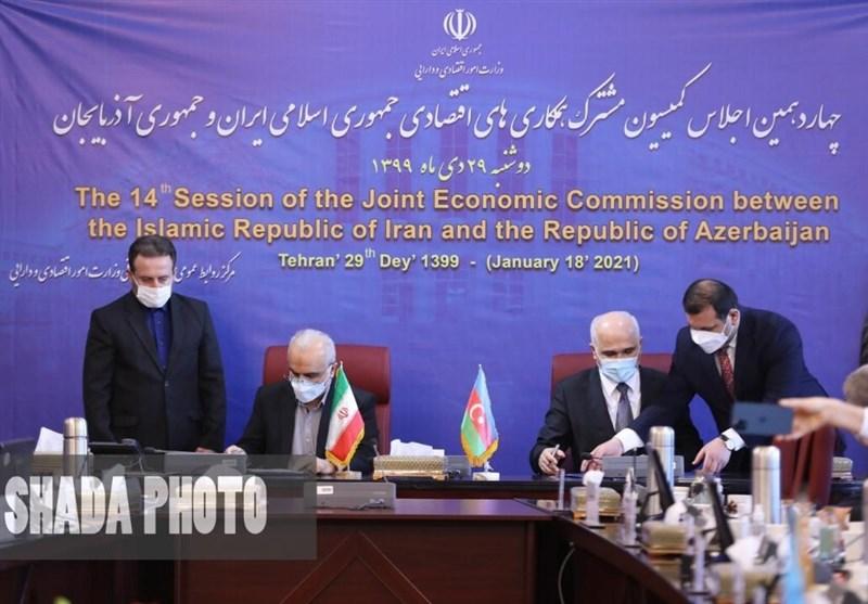 آمادگی ایران برای بازسازی مناطق جمهوری آذربایجان