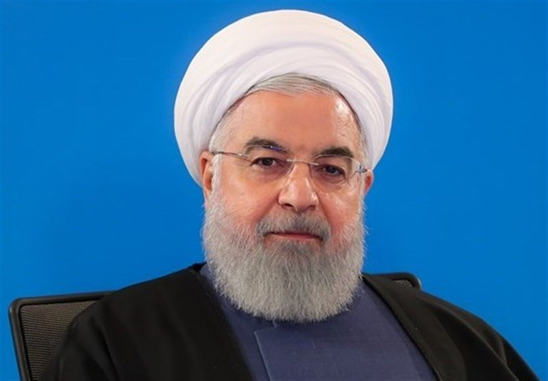 Rouhani: Ball Now in Biden Admin's Court