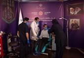 رئیس ستاد اجرایی فرمان امام: حال 14 نفری که واکسن به آنها تزریق شده خوب است / تولید 14 میلیون دوز واکسن تا 4 ماه آینده + فیلم