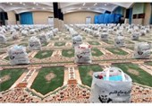 فرمانده سپاه گرگان: 65 هزار بسته معیشتی بین خانوادههای نیازمند توزیع شد
