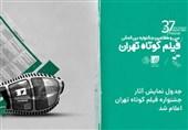 جدول نمایش آثار سیوهفتمین جشنواره فیلم کوتاه تهران منتشر شد