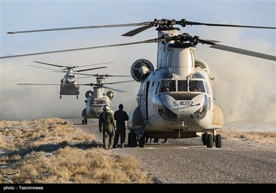 Iranian Army Holds War Game on Southeastern Coasts