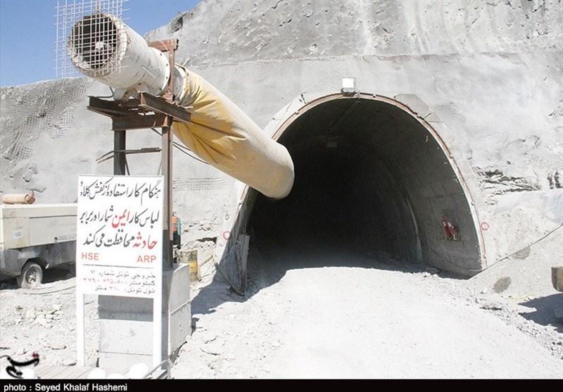 اجرای پروژه 450 کیلومتری راه آهن بوشهر به روایت تصویر