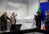 افتتاح خط تولید یک داروی ضدکرونا توسط ستاد اجرایی فرمان امام + تصاویر