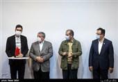 آیین اختتامیه مسابقه ملی یادمان سرباز وطن