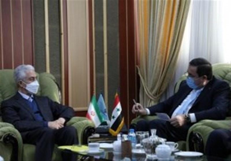 مباحثات ایرانیة سوریة لتعزیز التعاون العلمی بین البلدین