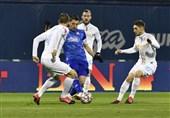 لیگ برتر کرواسی| دینامو زاگرب در خانه شکست خورد