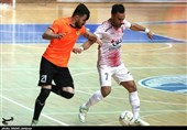 هفته دوازدهم لیگ برتر فوتسال| پیروزی گیتیپسند با درخشش احمدعباسی