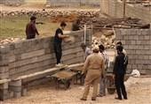 طلاب حوزه علمیه امام خمینی (ره) در روستاهای دورافتاده خوزستان خدمترسانی میکنند + عکس