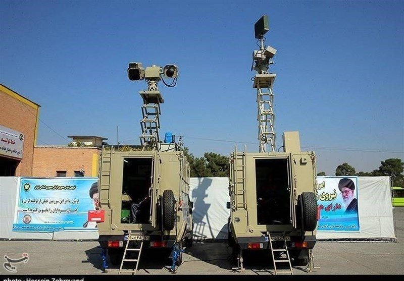 Iran Employs New Electronic Gear in Military Drill