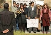 ماجرای کلاهگیسهای حاشیهساز «روزهای ابدی»| نمیتوان بر سر کسی که در تظاهرات ضدحجاب شرکت میکند حجاب گذاشت