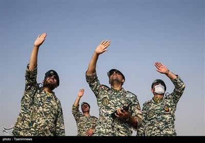 سرهنگ هلاکو احمدیان فرمانده تیپ ۶۵ نیروهای ویژه واکنش سریع نیروی زمینی ارتش