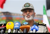فرمانده ارتش: نیروی زمینی در بالاترین سطح آمادگی برای انجام عملیاتهای ترکیبی قرار دارد