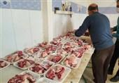 استقبال کمنظیر خیرین قزوینی از پویش نذر فاطمی/ گوشت قربانی بین 570 خانواده نیازمند توزیع شد