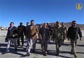 تاکید بر عدم مشروعیت جنگ طالبان در سفر «محب» به جنوب افغانستان