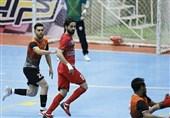 لیگ برتر فوتسال| جدال مردان تکنیکی قزوین و اصفهان برنده نداشت