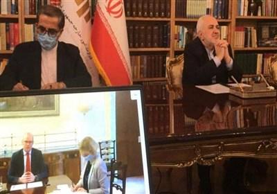 Iranian, Irish FMs Discuss Ties, JCPOA