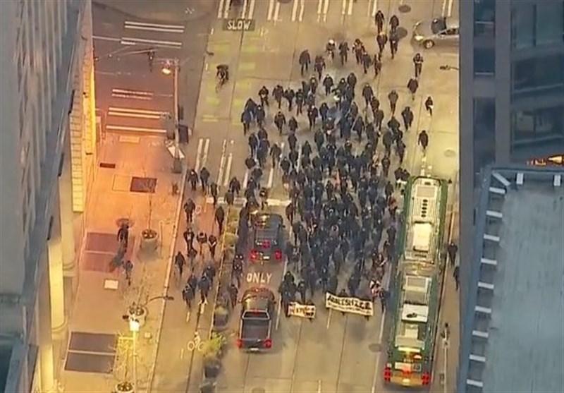 Biden's Inauguration Followed by Riots in Seattle, Portland (+Video)