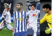 بیرانوند، عابدزاده و طارمی نامزد بهترین لژیونر هفته فوتبال آسیا + لینک نظرسنجی