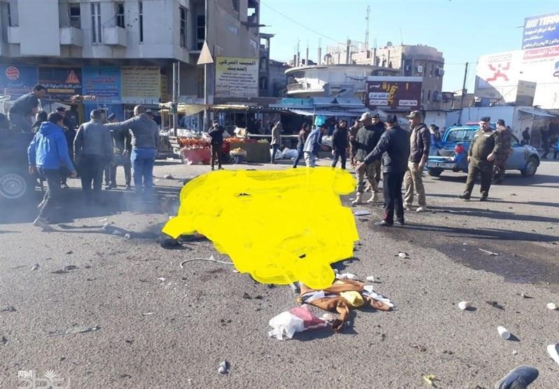 انفجار انتحاری در بغداد چندین کشته و زخمی برجای گذاشت,