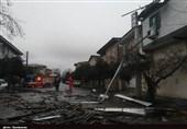 مدیرکل بنیاد مسکن استان گلستان: تندباد به 600 واحد مسکونی شهری و روستایی خسارت زده است