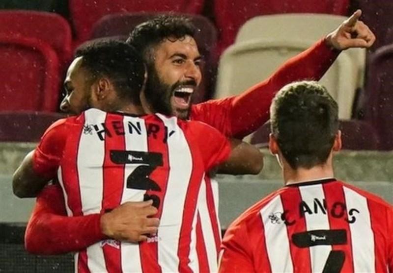 Saman Ghoddos Steers Brentford to Victory