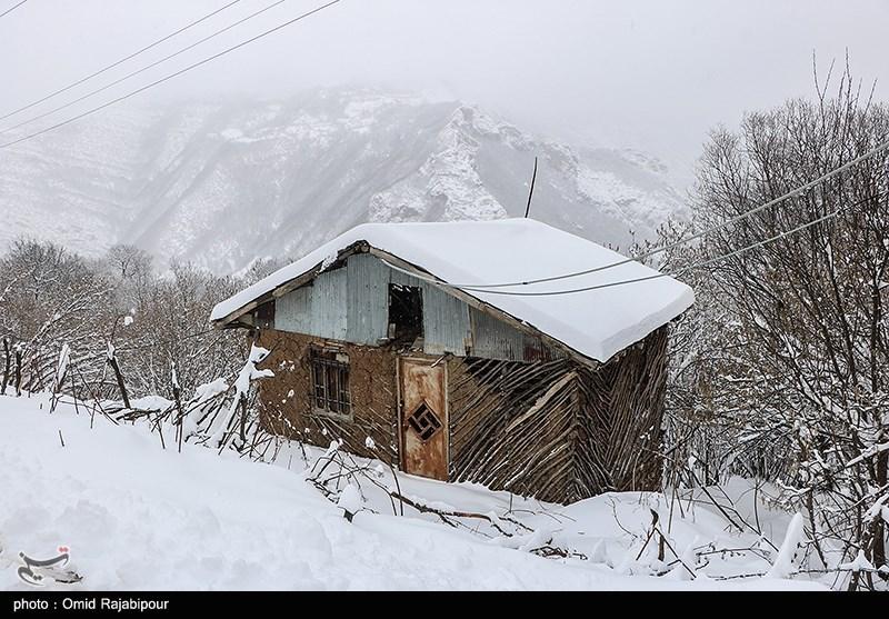 هواشناسی ایران 99/11/8 آغاز بارش برف و باران از فردا/هشدار طغیان رودخانهها و وقوع بهمن