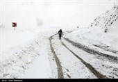 هواشناسی ایران 99/11/26 سامانه بارشی سه شنبه وارد کشور می شود