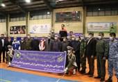 قهرمانی ارتش در مسابقات فوتسال یادواره شهید سپهبد سلیمانی