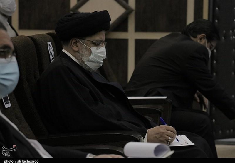 آیتالله رئیسی در پایان سفر به استان سمنان: نظام بانکی باید در خدمت تولید باشد