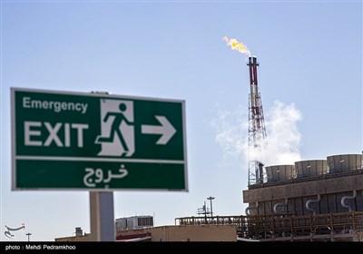 بهرهبرداری از پالایشگاه گاز بیدبلند خلیج فارس بهبهان