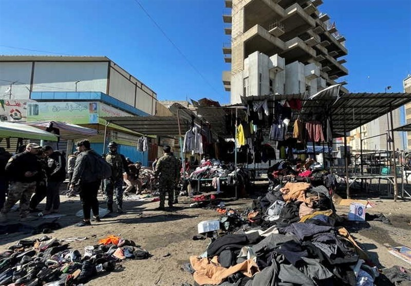 نائب عراقی: منفذا عملیتی تفجیر بغداد سعودیان وفق المعلومات الأولیة للأجهزة الأمنیة