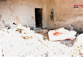 مصدر عسکری سوری: استشهاد عائلة وجرح 4 آخرین جراء العدوان الإسرائیلی على حماة
