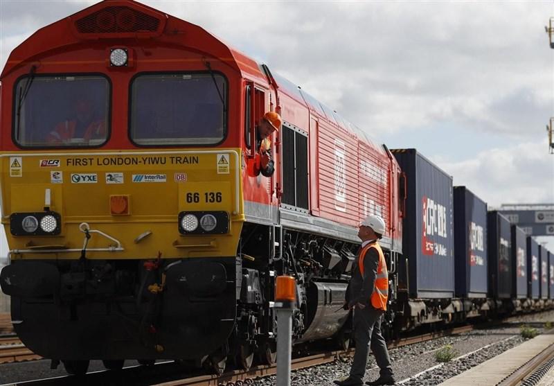 جاده ابریشم روی ریل افتاد/ حرکت قطار باری چین به سمت بخش اروپایی روسیه