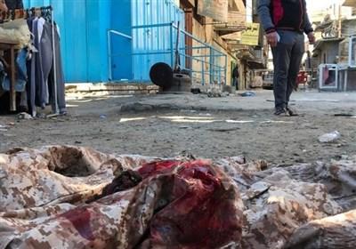 محکومیت حادثه تروریستی بغداد از سوی دانشجویان