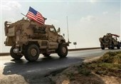 انفجار بمب کنار جادهای در مسیر کاروان لجستیک ائتلاف آمریکایی در بغداد