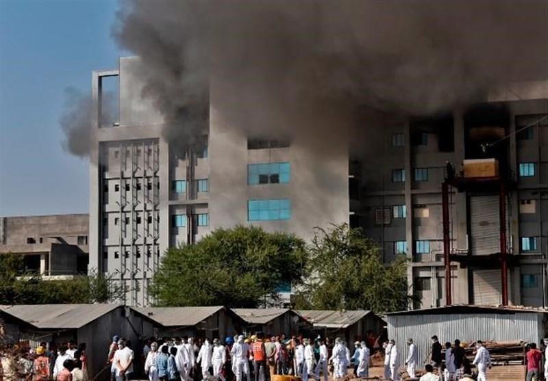 آتشسوزی در بزرگترین کارخانه تولید واکسن دنیا 5 قربانی گرفت